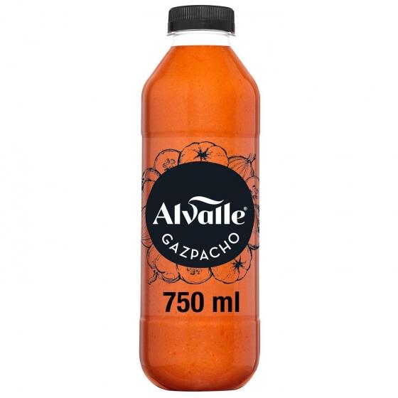 Gazpacho original Alvalle 750 ml.