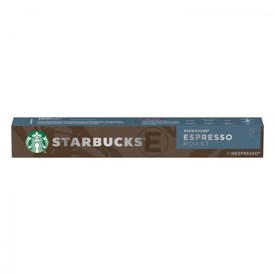 Cafe Espresso Tostado En Capsulas Starbucks Compatible Con