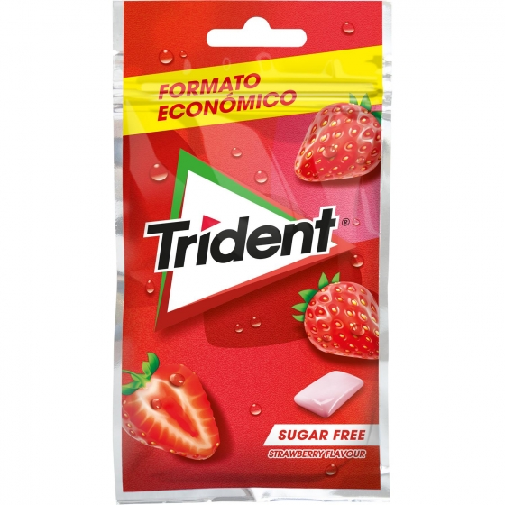 Chicles sabor Trident 30 ud.
