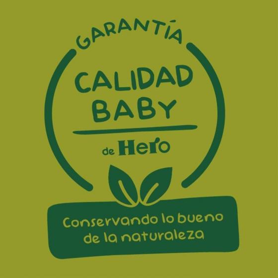 Snacks de guisantes y maíz ecológicos Hero Baby Solo 50 g. - 4