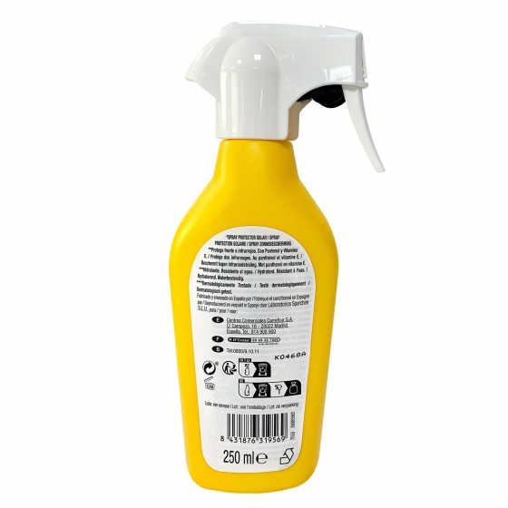 Spray solar SPF 30  Les Cosmétiques -Sun Ultimate 250 ml. - 1