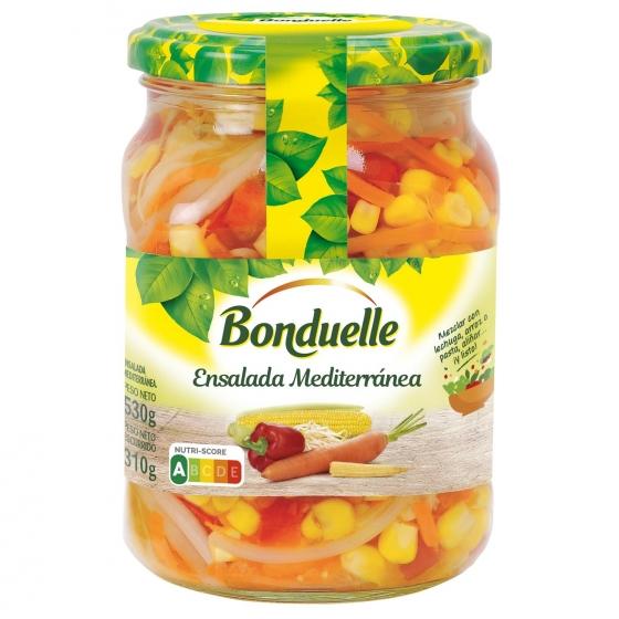 Ensalada mediterránea Bonduelle 300 g.