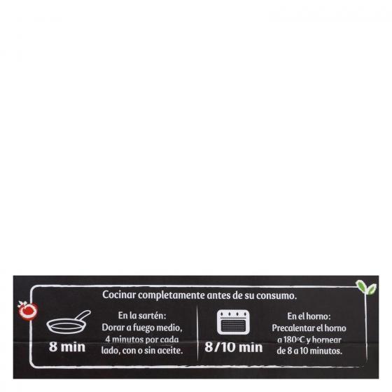 Hamburguesa de quinoa y albahaca Carrefour Veggie 200 g. - 3