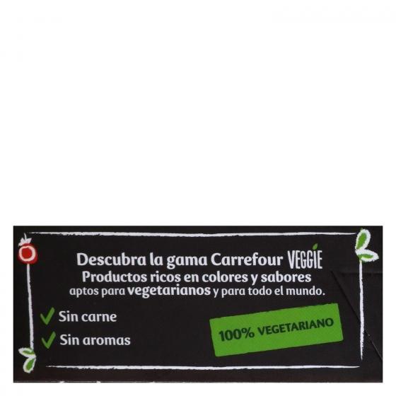 Hamburguesa de quinoa y albahaca Carrefour Veggie 200 g. - 4