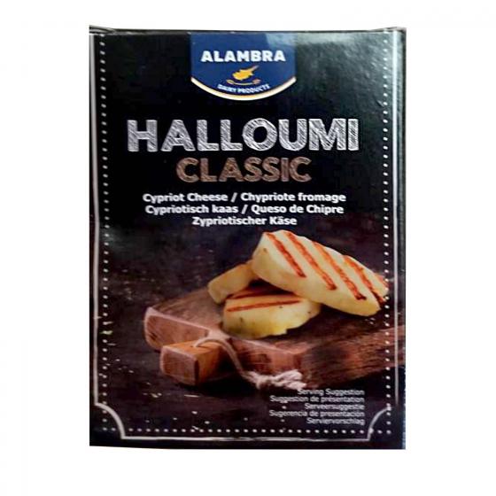 Queso Halloumi Alambra Iberconseil 225 g