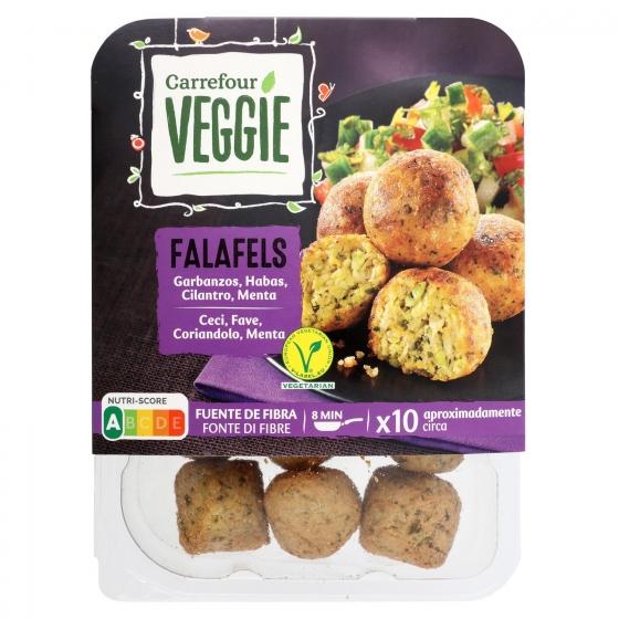 Falafels Carrefour Veggie 200 g.