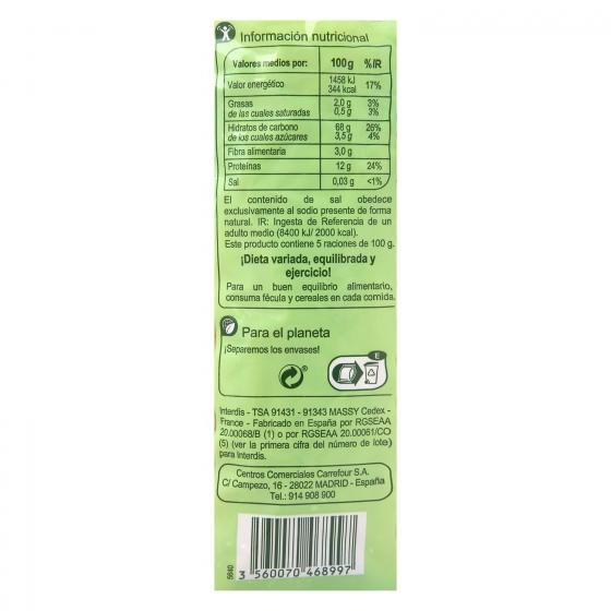 Macarrones Carrefour 500 g. - 1