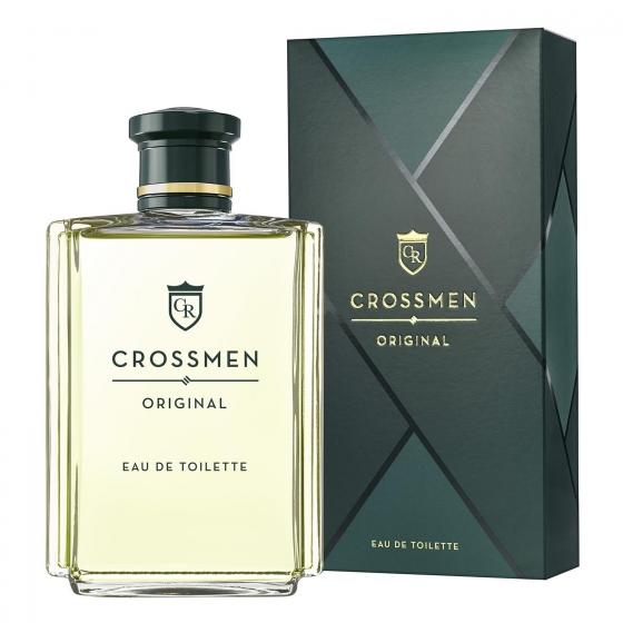 Agua de colonia Crossmen Original CR 200 ml.