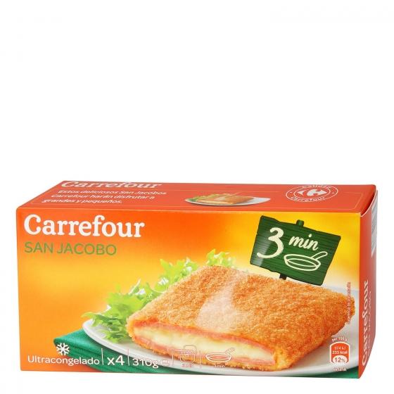 San Jacobos Carrefour 310 g.