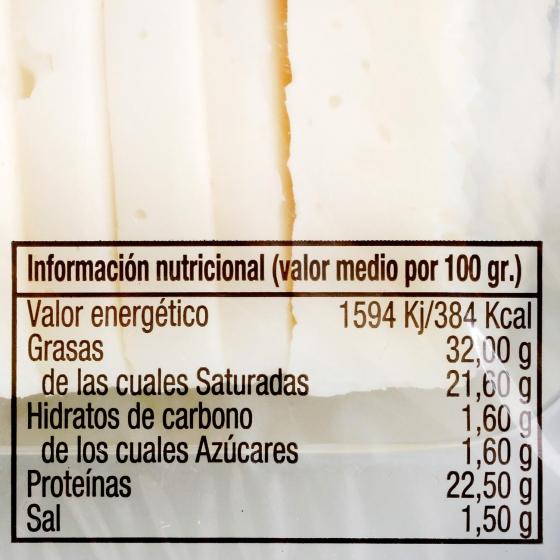 Queso tierno cuña ya cortada García Baquero 250 g - 3