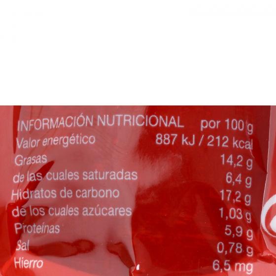 Morcilla de Burgos Arroz al vacío Embutidos Rios 300 g aprox - 1