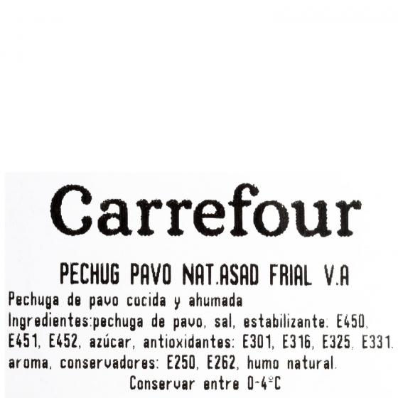 Pechuga de pavo natural asada Frial al corte 150 g aprox - 3