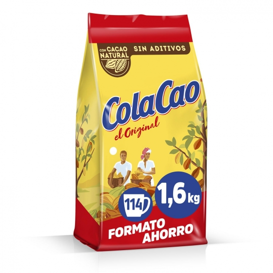 Cacao soluble Cola Cao 1600 g.