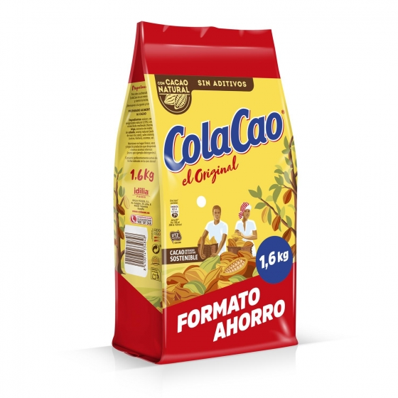 Cacao soluble Cola Cao 1600 g. - 3