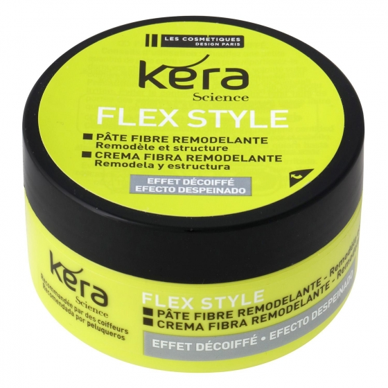 Cera de peinado Flex Style Les Cosmetiques 75 ml.