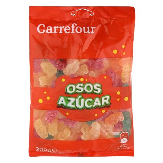 Ositos de goma Carrefour 200 g.