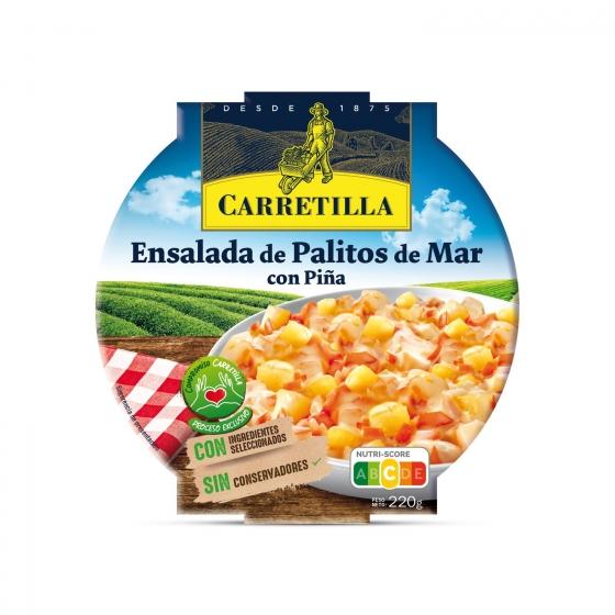 Ensalada cangrejo pic-nic Carretilla 240 g.
