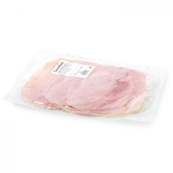 Jamón cocido artesano sin fosfatos ElPozo al corte 150 g aprox - 1