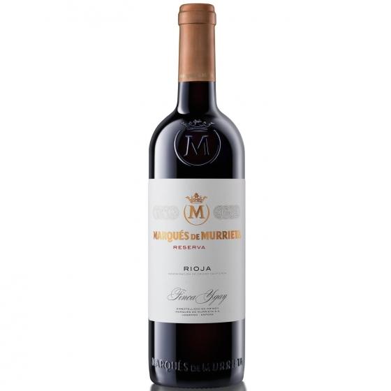 Vino tinto reserva Marqués de Murrieta D.O.Ca Rioja 1,5 l.