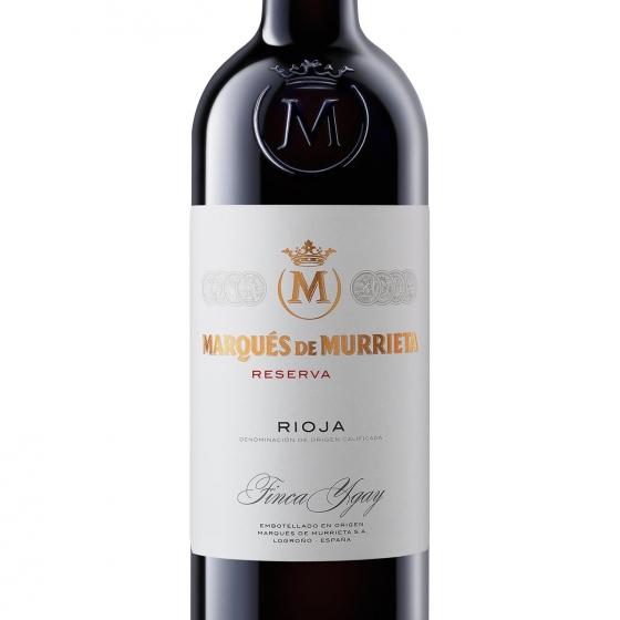 Vino tinto reserva Marqués de Murrieta D.O.Ca Rioja 1,5 l. - 1