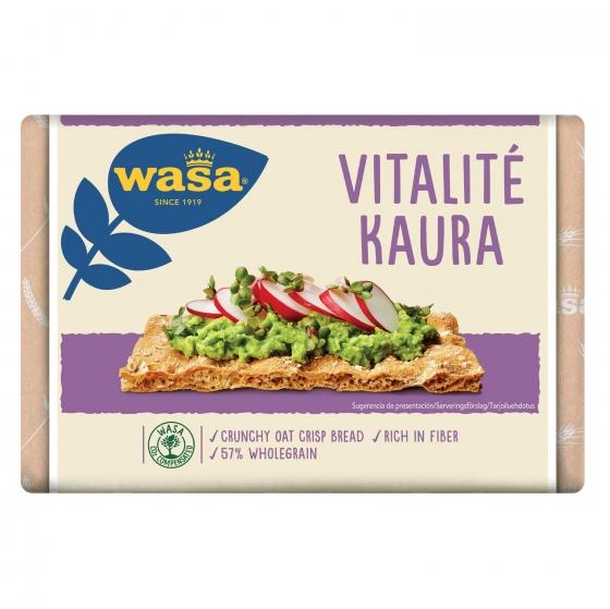 Pan tostado Vitalité Wasa 280 g. - 1