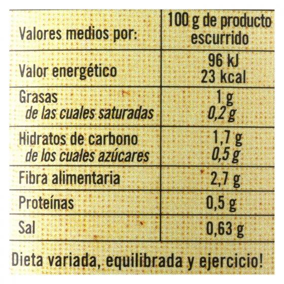 Guindillas de ibarra De Nuestra Tierra 120 g. - 1