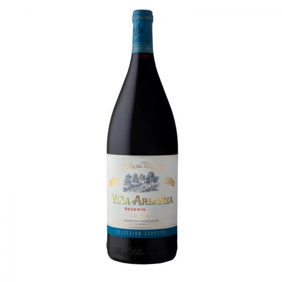Vino D.O. Rioja tinto reserva Viña Ardanza 75 cl.