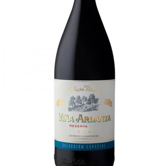 Vino D.O. Rioja tinto reserva Viña Ardanza 75 cl. - 1