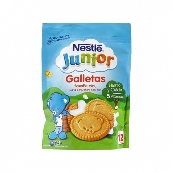 Galletas infantiles desde 12 meses Nestlé 180 g. - 4