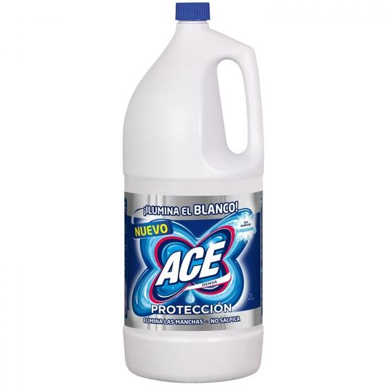Lejia para ropa proteccion Ace 2 l.