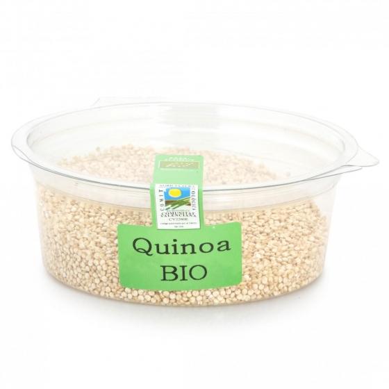Quinoa ecológica tarrina 125 g