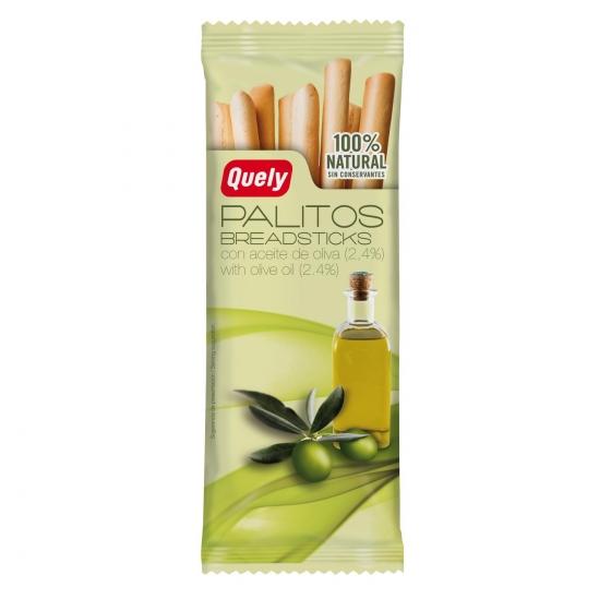Palitos aceite de oliva Quely 50 g.