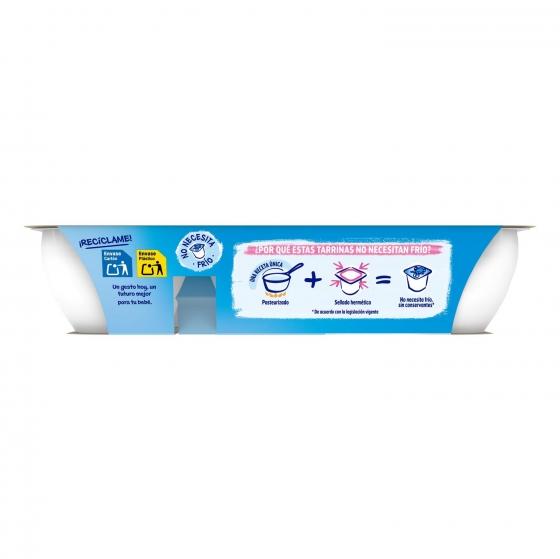 Postre lácteo de pera desde 6 meses Nestlé Yogolino sin gluten pack de 6 unidades de 60 g. - 4