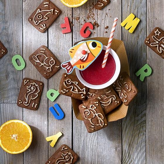 Galletas con pepitas de chocolate Oceanix Tosta Rica Cuétara 480 g. - 3