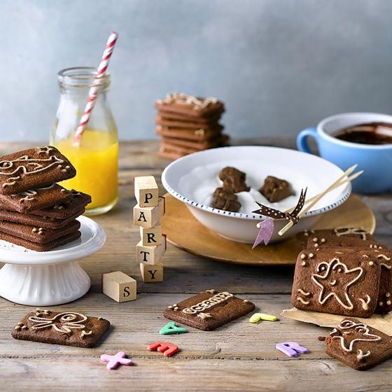 Galletas con pepitas de chocolate Oceanix Tosta Rica Cuétara 480 g. - 6