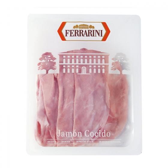 Jamón cocido extra loncheado Ferrarini 100 g
