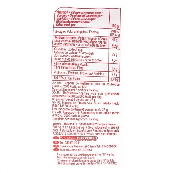 Anacardos fritos y salados 150 g. - 3