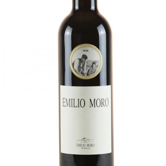 Vino D.O. Ribera del Duero tinto Emilio Moro 50 cl. - 1