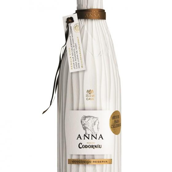 Cava ecológico Codorníu-Anna brut reserva 75 cl. - 1