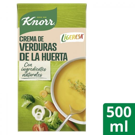 Crema de verduras de la huerta Knorr 500 ml. - 1