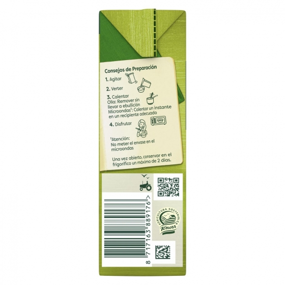 Crema de espárragos con un suave toque de nata Knorr 500 ml. - 4