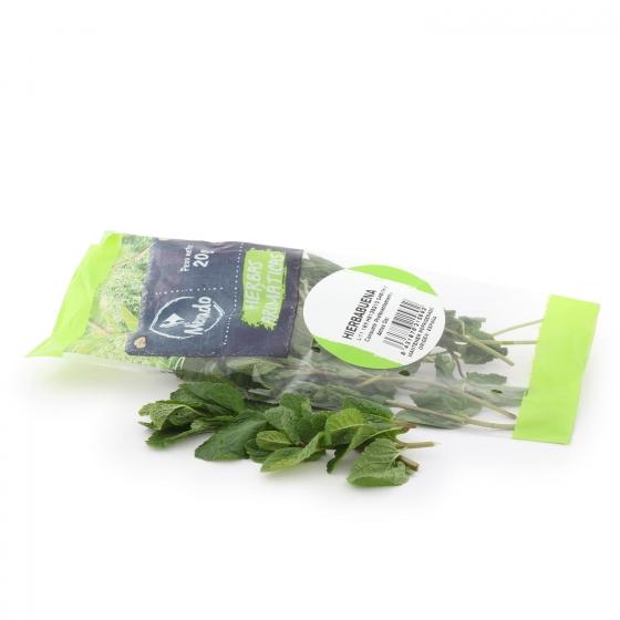 Hierbabuena fresca cortada Carrefour bolsa 20 g