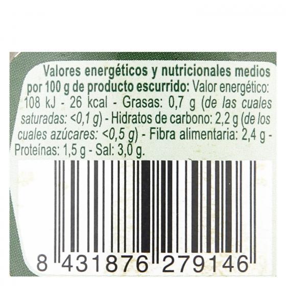 Alcaparras Carrefour 80 g. - 3