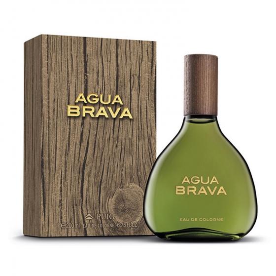 Agua de colonia Agua Brava 200 ml.