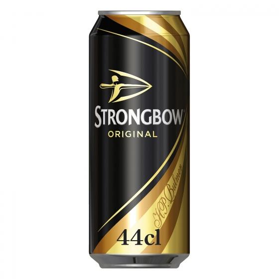 Sidra Strongbow British Dry lata 50 cl.