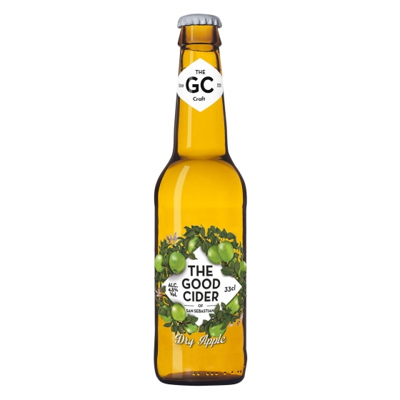Sidra The Good Cider 33 cl.