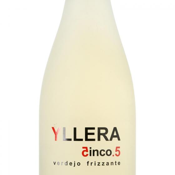 Vino blanco frizzante verdejo Yllera 5.5 75 cl. - 1
