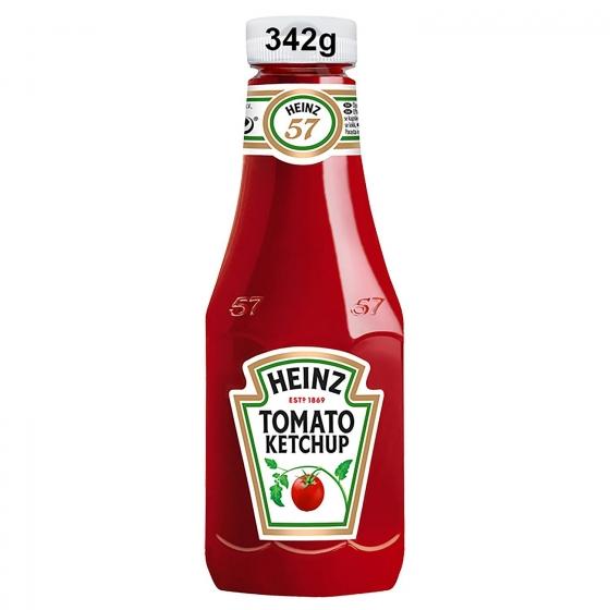 Kétchup Heinz envase 340 g.