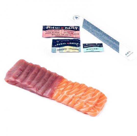 Sashimi duo Sushi Daily 14 ud
