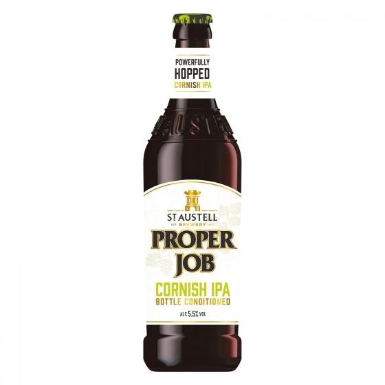 Cerveza artesana Proper Job IPA botella 50 cl.